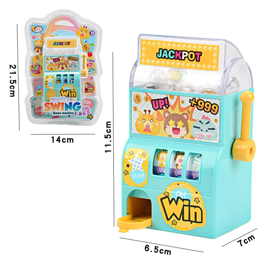 Rubycode Baby Kids Toddler Beverage Vending Lottery Machine Pretend Game Educational Toys Gifts