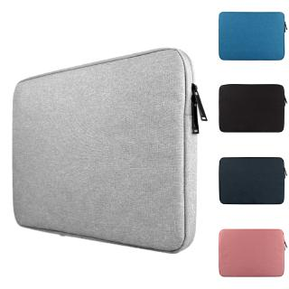 Laptop waterproof Sleeve zipper Bags Shockproof Notebook Case Cover For MacBook Air HP Dell Lenovo