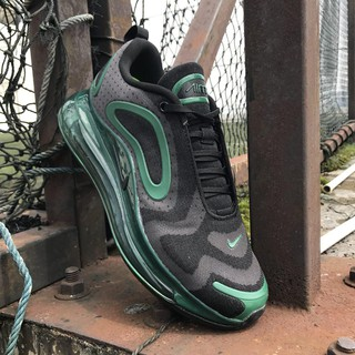 READYSTOCK NIKE AIRMAX 720 BLACK GREEN HIGH QUALITY SNEAKERS