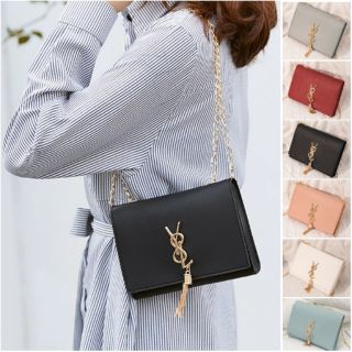 ⚠️ReadyStock⚠️(R13) Luxury handbag Backpack womenbag begperempuan begtangan shoulderbag bag wallet purse luggage BS136