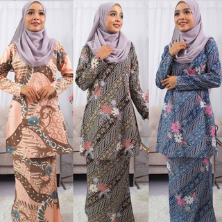 KURUNG MODEN RIAU EKSKLUSIF by Dhia Cotton