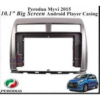 Car Audio Android Player Casing Myvi Icon 10Inch