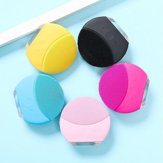 Facial Cleansing Brush Cleanser Face Washer PK Luna Cleanser Electric Face Cleaner Waterproof Vibration Rechargeable