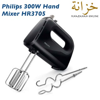 Philips 300W Hand Mixer HR3705 (2019 model)