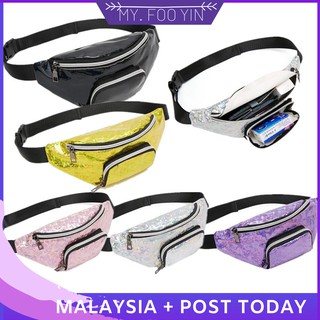 READY STOCK MYFOOYIN  woman handbag waist bag shoulder handbag men waist bag