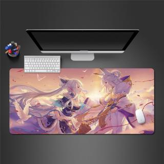 China Animation Mouse Pad HD Quality Mouse Pad Creative New HotGame Accessories Wholesale Gaming Mats
