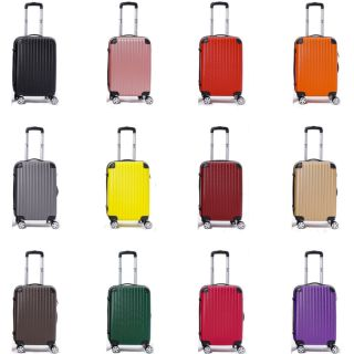 🔥cabin size🔥new design 20inch abs travel luggage