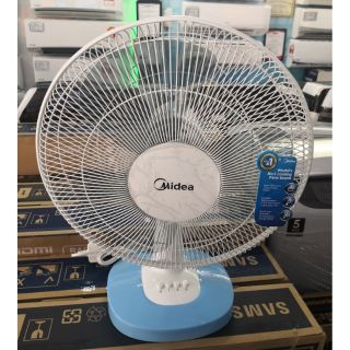 "Midea 16"" Table Fan 3speed (MD-MF-16FT15NB)(6939924825175) (Remark:1 order Maximaum 3unit)"