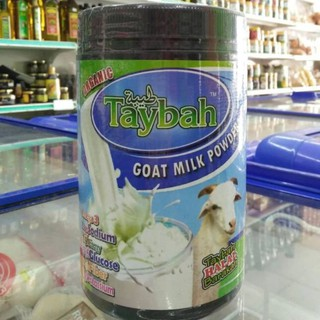 TAYBAH ORGANIC GOAT MILK POWDER 400G