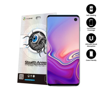 [X-ONE] Samsung S10 / S10+ / S8 / S8+ / S9 / S9+ / Note 9 / Note 8 / Note Fe X-One Stealth Armor Screen Protector