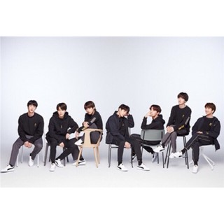 shopee001.myPuma bulletproof youth group BTS Basket sneaker