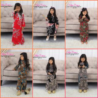 SUPER HOT ITEMNEW ARRIVALSBAJU KURUNG MINI RAISYA