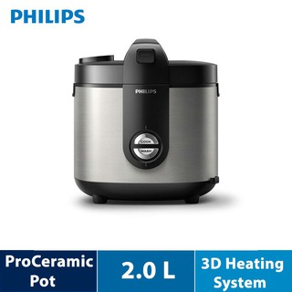 Philips Viva Collection Rice Cooker HD3132/60