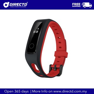 Honor Band 4 Running Edition - Red Strap/Green Strap AW70