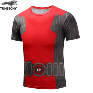 Heroes leisure boots sports shirts breathable short sleeved t-shirts