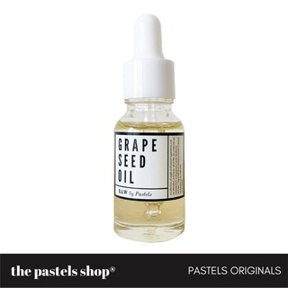 RAW BY PASTELS Grape Seed Oil 15ml