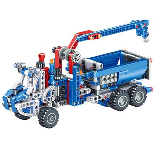 lego small particles building blocks assembled gear engineering machine