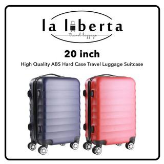 LALIBERTA LL109A 20 inch High Quality ABS Hard Case Travel Luggage Suitcase