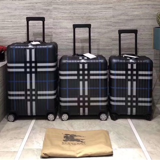 Aluminium Burberry x Rimow* Luggage