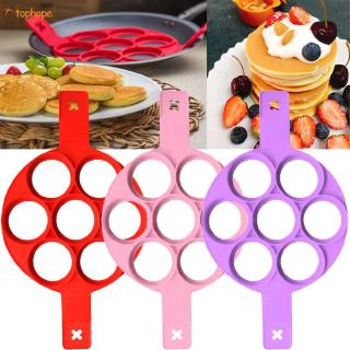 Fried Egg Mold Pancake Mold Maker Silicone Forms Non-stick Pancake Omelette Mold Kitchen TP
