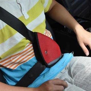 Adjust Children Safety Belt Automobile Fixator Prevention Le Neck Baby Simple And Easy Children Chair Safety Belt Set