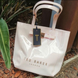 Ted Baker Small Light Pink Tote ORIGINAL AUTHENTIC