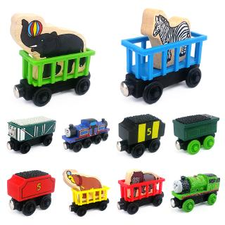Thomas Train Magnetic Thomas And Friends Wooden Model Train Early Learning Kids Toys Birthday Gift Toy