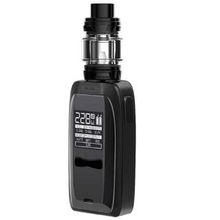 ATVS 228W Blade Warrior Box Mod With 5ml 510 Tank 1.65ohm Electronic Cigarette 228W Max Output Huge Power Battery Vape