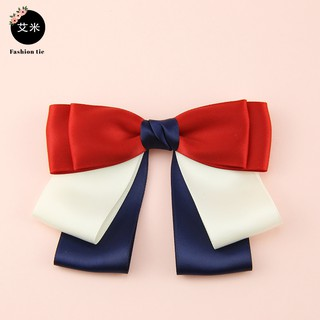 Ms tie professional neckties bank postal tooling uniform shirt bowknot steamer headdress flower sets of assembly acces
