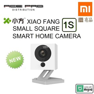 XIAOMI Xiaofang 1S Xiao Fang Small Square Smart Home Camera CCTV 1080p
