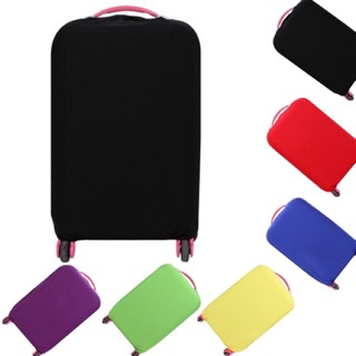 READY STOCKElastic Luggage Suitcase Protective Cover Dust-proof Case