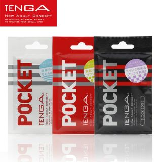 TENGA POCKET Male Masturbator Sex Pussy Silicone Cup Sextoys Adults for Men