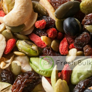 Fresh Bulk Premium Cashew Goji Berry Trail Mix (200g) / nut and fruit mix Value pack LIMITED TIME OFFER! DISCOUNT CRAZY