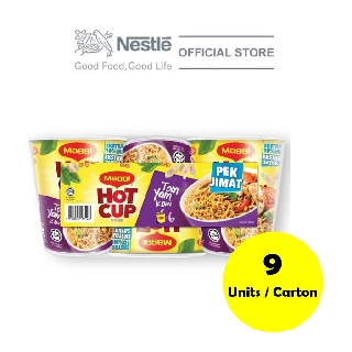 MAGGI Hot Cup Tom Yam 1 carton (9 x 6 x 61g)