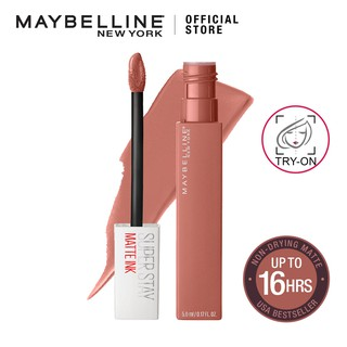 Maybelline Superstay Matte Ink Un-Nude