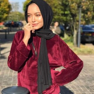 Shawl Jersey Cotton PREMIUM🧕