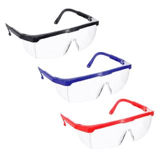 Safety Goggles Dust Impact Labor Factory Industrial Outdoor Sports Sandproof PC Glasses Adjustable Motorcycle Dust-proof
