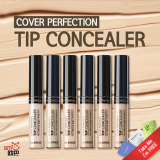the SAEM// Cover Perfection Tip Concealer