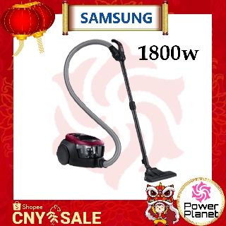 Samsung Vacuum VC18M31A0HP 1800W with Cyclone Force and Anti-Tangle Turbine