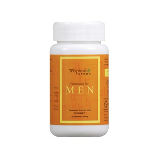 Tropical Herbs Formulation for Men (60 cap)