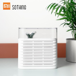 ZONE Xiaomi Sothing Mini Air Dehumidifier Portable Rechargeable Reuse Air Dryer Moisture Absorber For Office Home Use 15