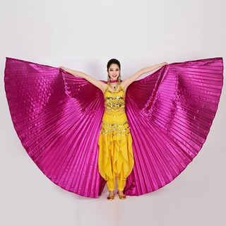 HNEgypt Belly Wings Dancing Costume Belly Dance accessories No Sticks