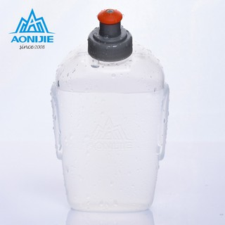 AONIJIE Portable  Running Sports Water Bottle Drinking Leak proof Kettle 170ML