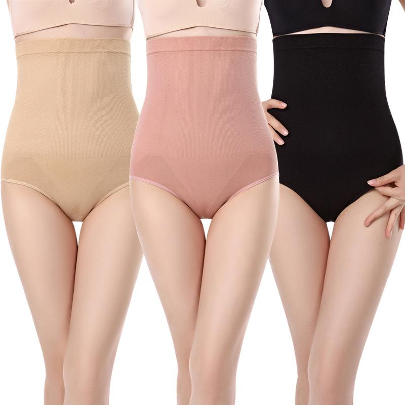 121708 High Waist Body Pants Postpartum Corset Pants Hip Corset Pants