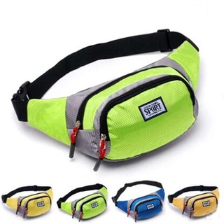 Fashion Hot Sale Multi-functional Pockets Casual Waist Bag for Outdoor Sports