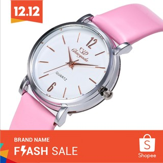 [Spot] LR-Ladies'Simple Korean Edition Student Fashion Belt Watch