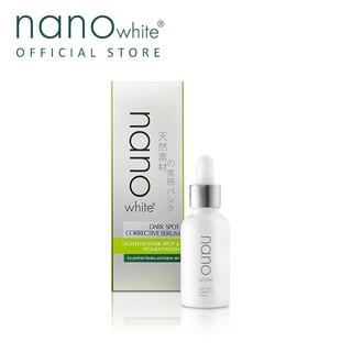Nanowhite Dark Spot Corrective Serum (30ml)