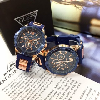 11.11 bigsales Guess Watch Couple inc box