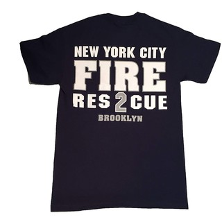 Fishers Sportswear NYC Rescue 2 T-Shirt