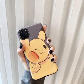 apple 11 cute pokemon go pikachu iphone11 pro max case xr